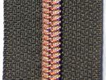 Snaply Metallisierter-Reissverschluss-Kupfer-1m-B39