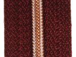 Snaply Metallisierter Reissverschluss Kupfer 4mm D26