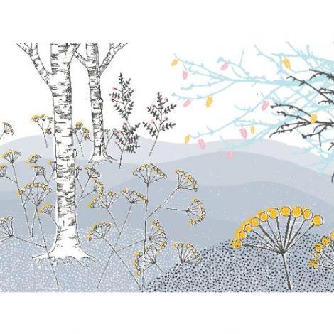 Waldgraefin Postkarte Im Wald 15022