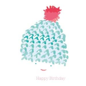 Waldgraefin Happy Birthday Mütze WG041