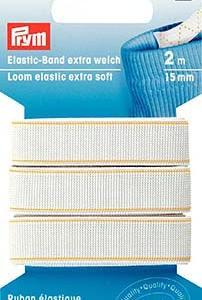 Prym ELAST-BAND EXTRA WEICH 15MM 957080