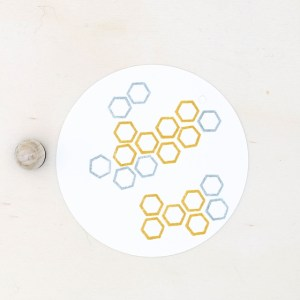 Stempel | Honigwabe