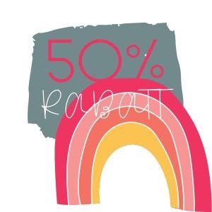 50% Rabatt Covid