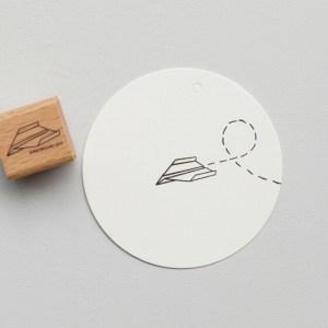 Stempel | Papierflieger Art.Nr.: D013