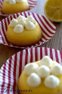 """""""Game of Thrones"""" inspired Lemon Cakes"""