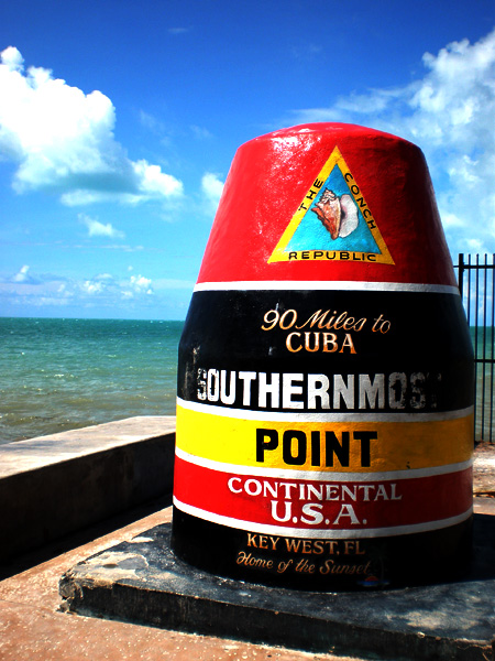 Key West, Florida | Southernmost Point - Conch Republic