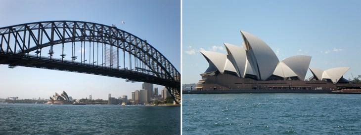 Sydney Opera House & Harbour Bridge - Australien Ostküste Reisetipps | Sehenwürdigkeiten | Reisebericht