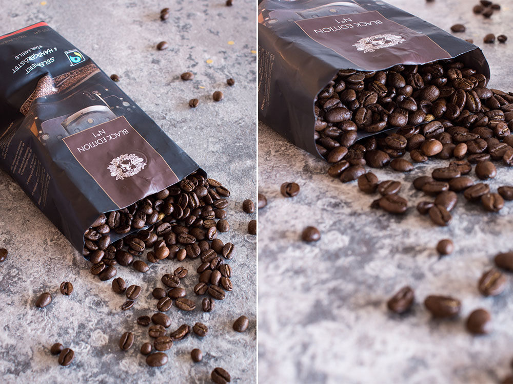 Miele Black Edition No. 1 Kaffe - Fair Trade