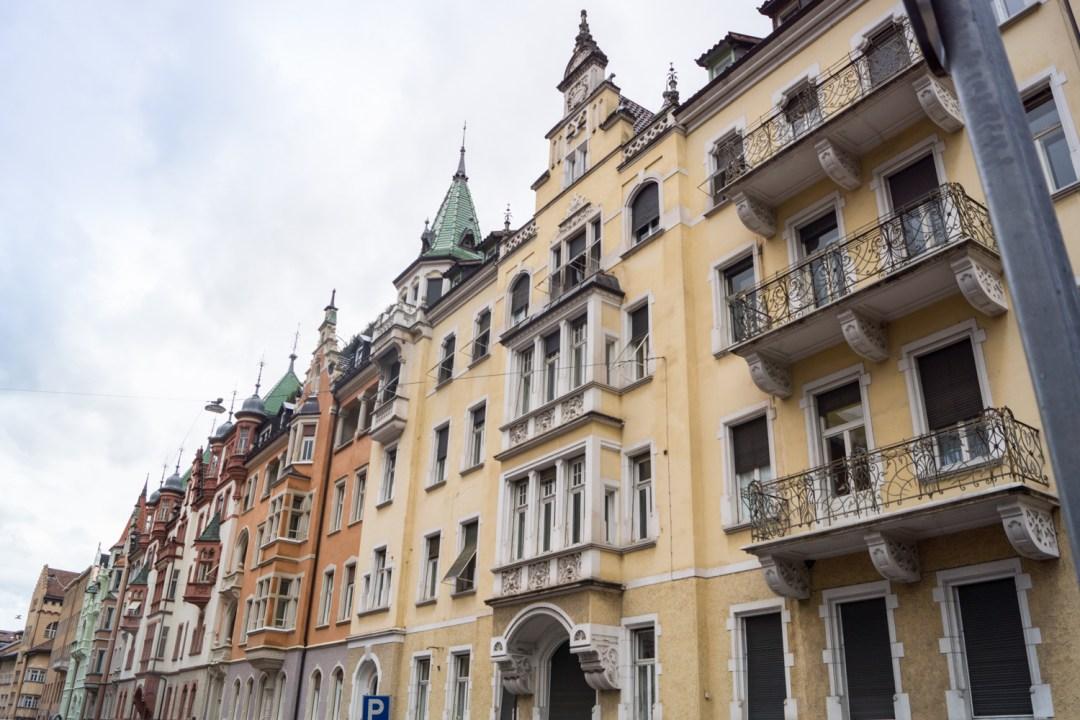 Sparkassenstraße in Bozen | Ein Stadtrundgang durch Südtirols Hauptstadt: die besten Tipps, Sehenswürdigkeiten und Empfehlungen