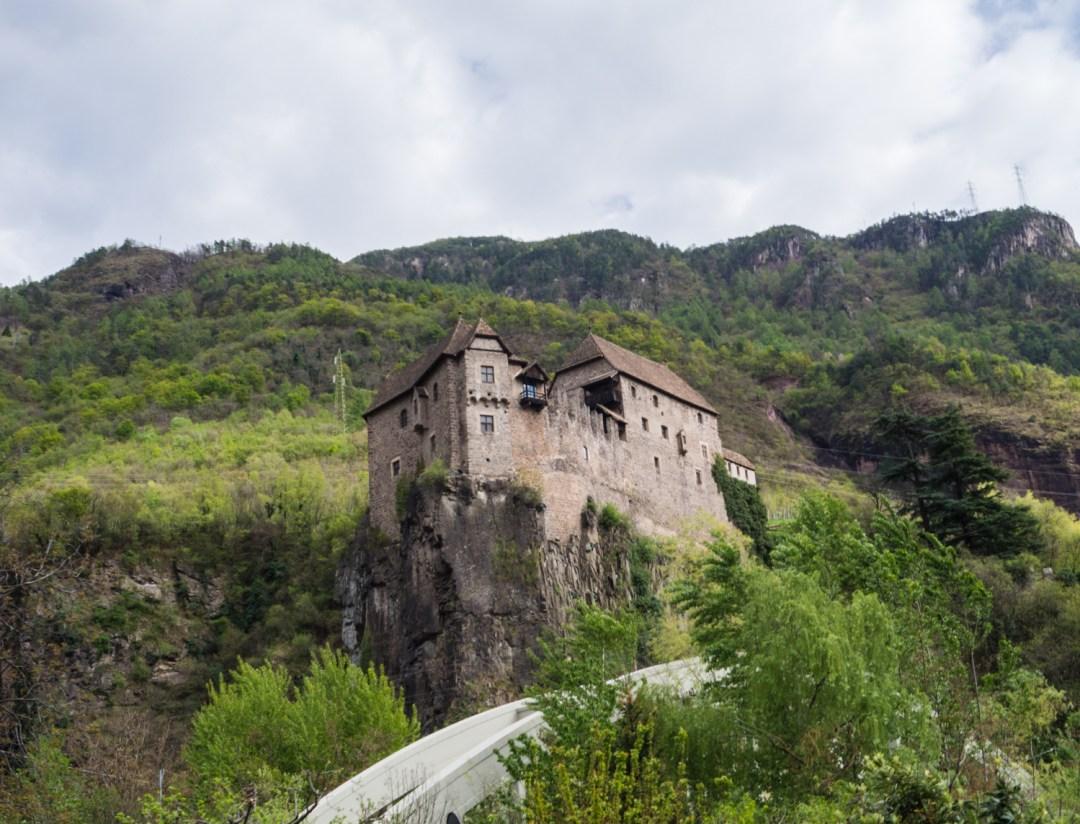 Schloss Runkelstein in Bozen