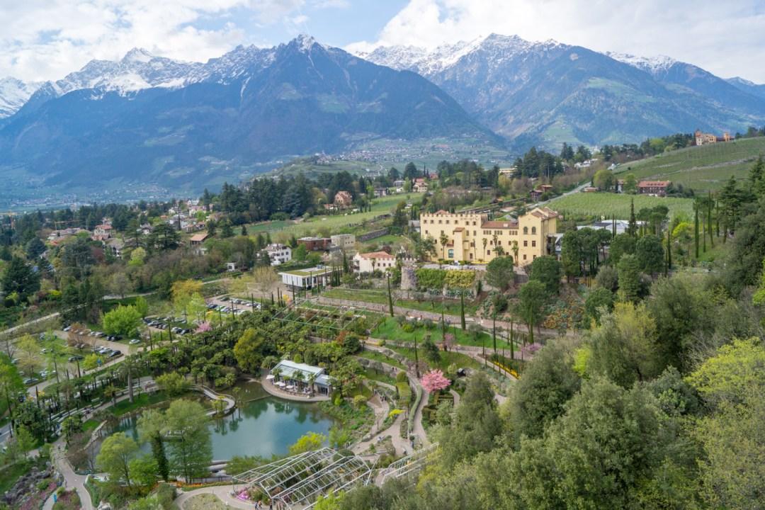 Gärten von Schloss Trauttmansdorff | Meran Reiseinfos: Sehenswürdigkeiten und Tipps