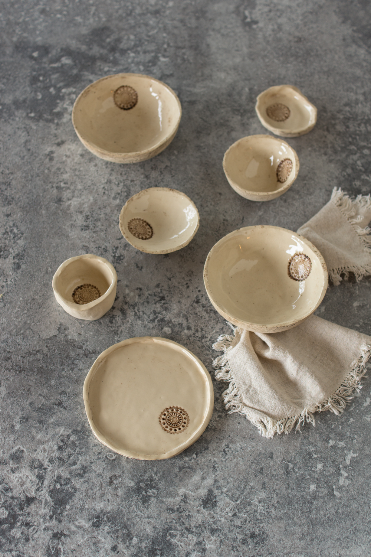 Geschirr töpfern und glasieren | DIY Anleitung