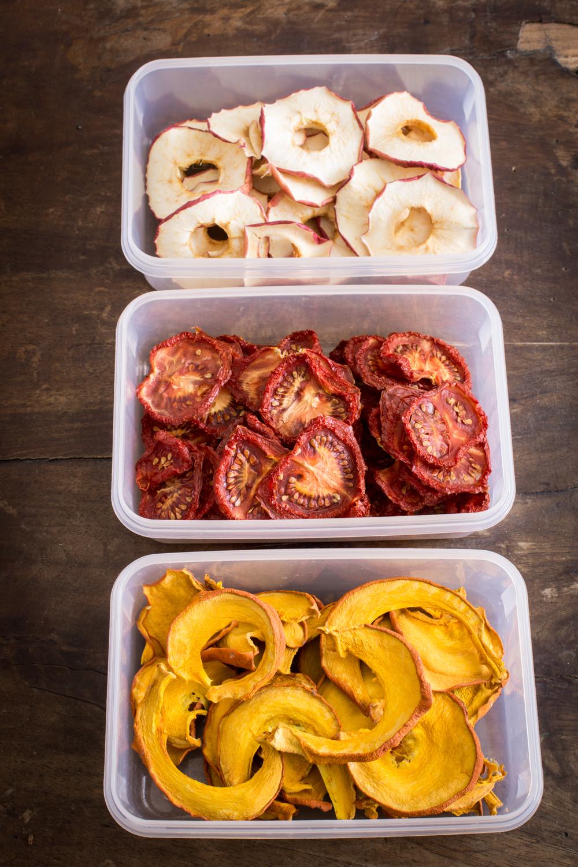 Tomaten dörren - Einfache Anleitung