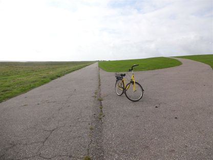 Radweg nach Morsum