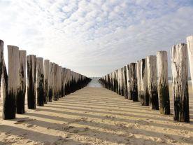 Strand von Domburg
