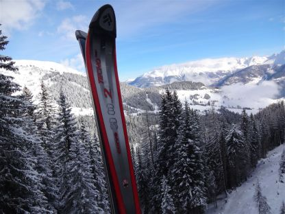Skigebiet Serfaus in Tirol