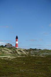 Leuchtturm in Hörnum