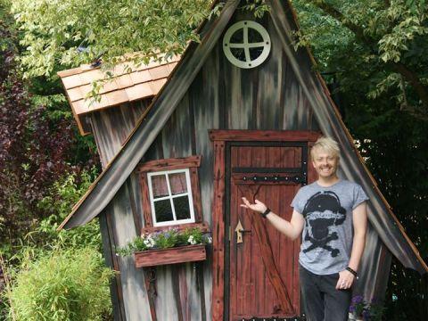 hexenhaus für garten kundenstimmen | lieblingsplatz-home