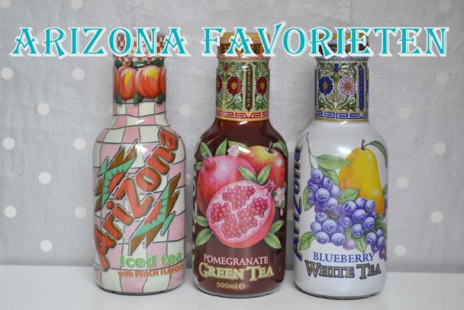 arizona favorieten