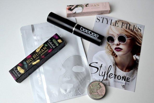 Producten styletone box september