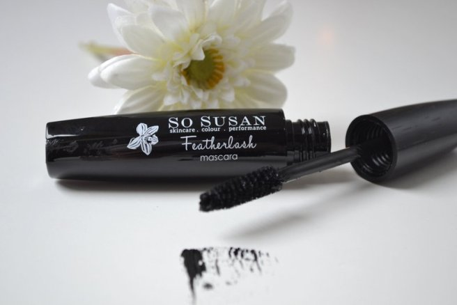 So susan featherlook mascara