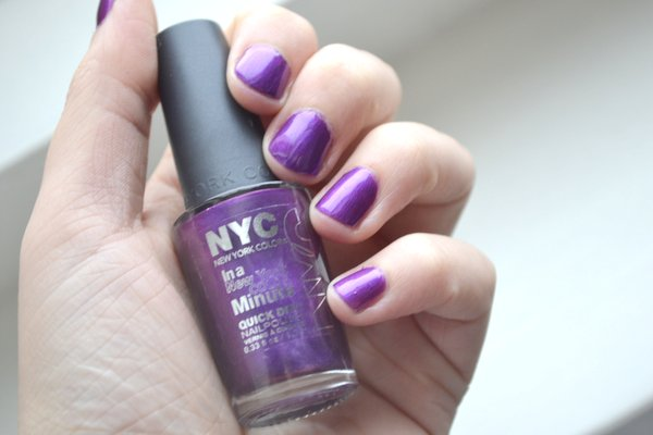 NYC quick dry nagellak