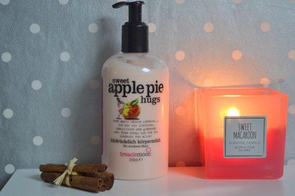 Treaclemoon sweet apple pie hugs