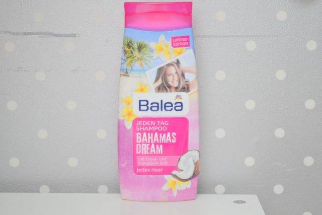 balea bahamas dream shampoo