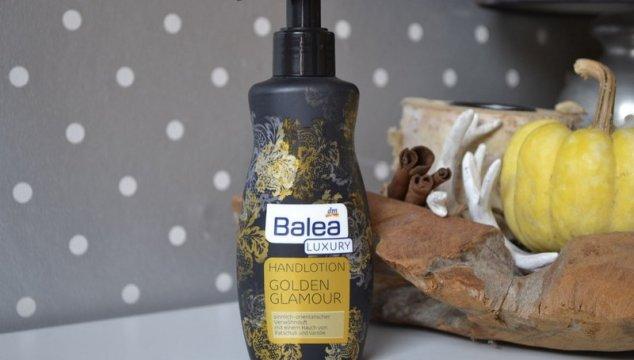 Balea Golden Glamour handlotion