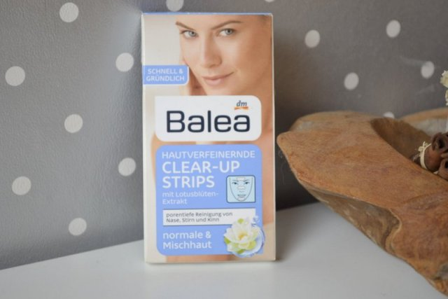 Balea clear up strips