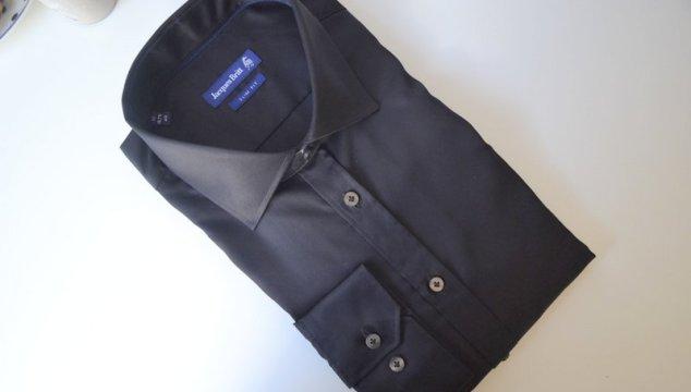 Outfit – Zwarte overhemd