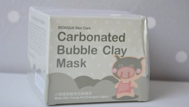 Carbonated bubble clay mask – Top of flop?