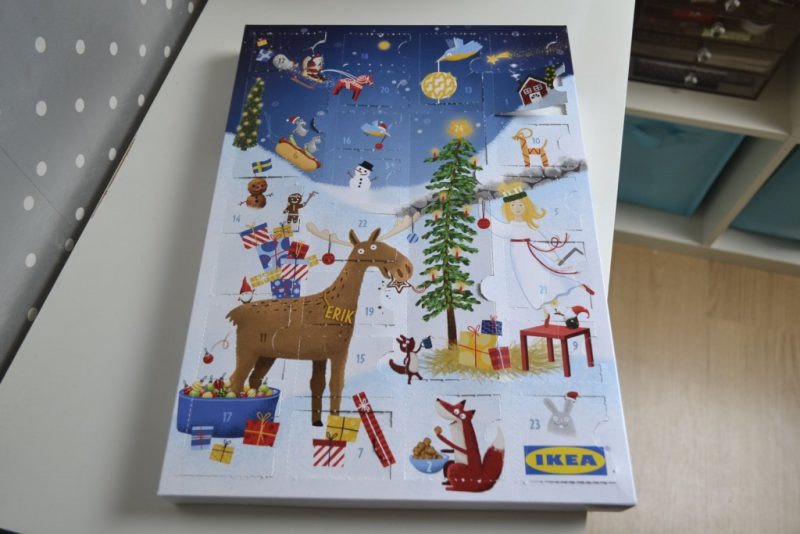 Ikea adventskalender 2017