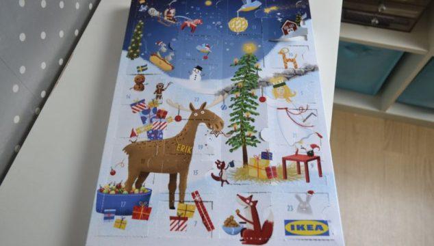 Wat er eigenlijk in de Ikea adventskalender zat?