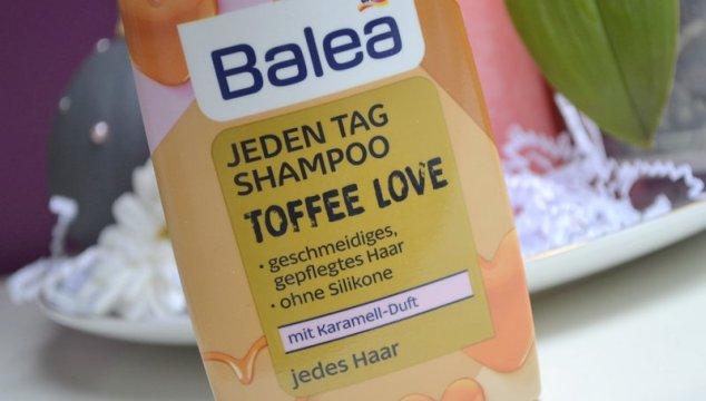 Balea toffee love shampoo LE