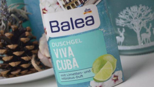Balea viva Cuba douchegel