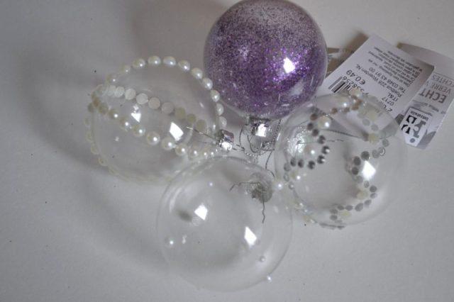 kerstballen zelf maken