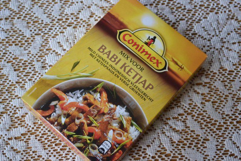 Babi Ketjap - Als volledig gerecht of bijgerecht