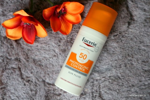 Eucerin photoaging control SPF 50