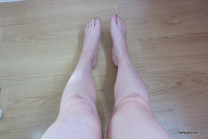 Kruidvat bodylotion summer breeze self tan