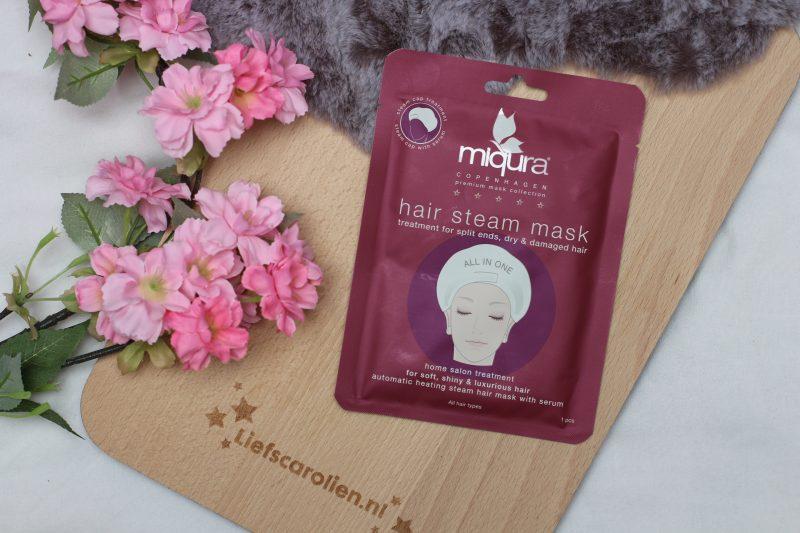 miqura hair steam mask