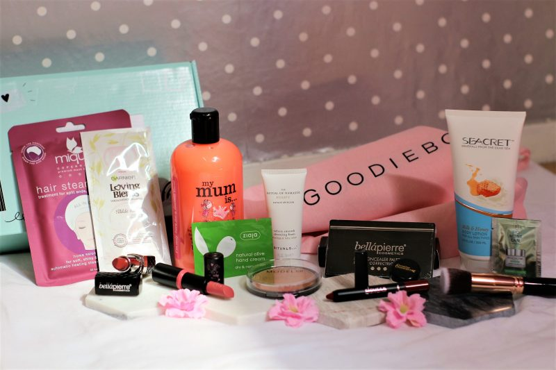 girly goodiebag