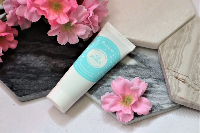 Polaar Ice source moisturizing gel
