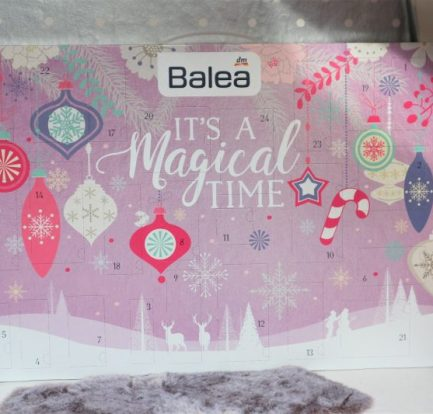 adventskalender balea