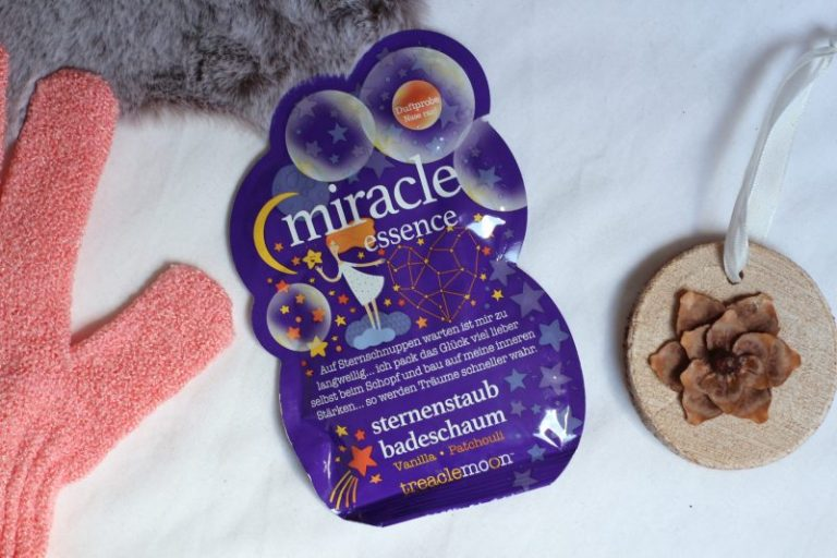 treaclemoon miracle essence