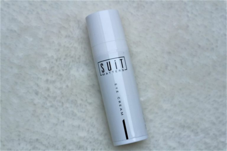 suit matters eye cream