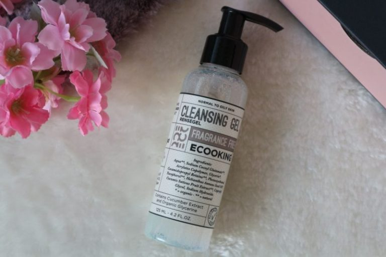 ecooking cleansing gel