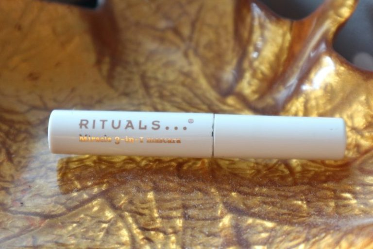 Rituals miracle 3 in 1 mascara