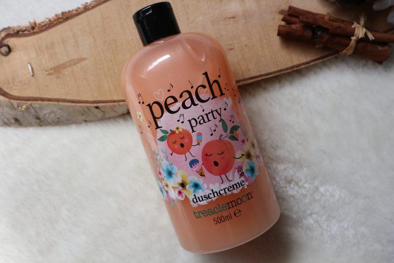 treaclemoon peach party