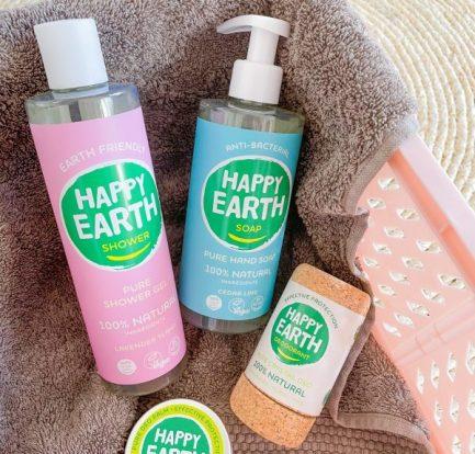 happy earth